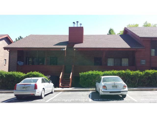 1947 Centennial Drive #1947, Louisville, CO 80027 (MLS #6130101) :: 8z Real Estate