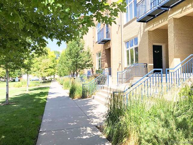 190 Roslyn Street #1307, Denver, CO 80230 (#6130153) :: 5281 Exclusive Homes Realty