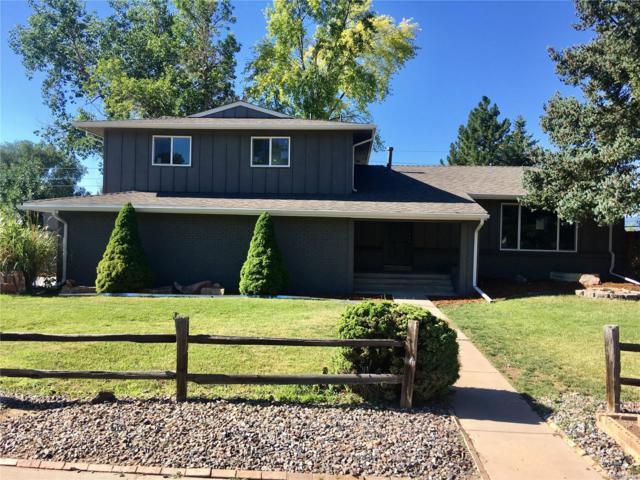 6452 W Alder Avenue, Littleton, CO 80128 (#6130511) :: The HomeSmiths Team - Keller Williams