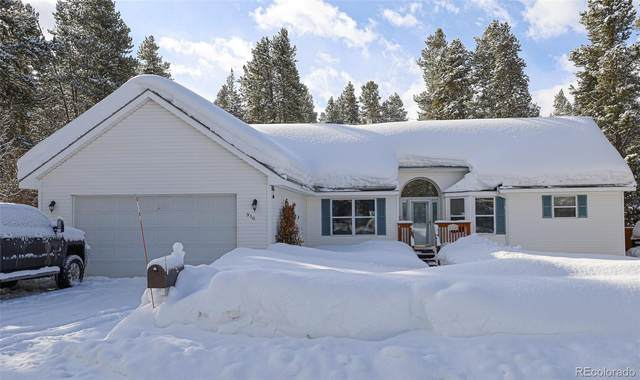 916 Diamond Street, Leadville, CO 80461 (#6130601) :: HomeSmart Realty Group