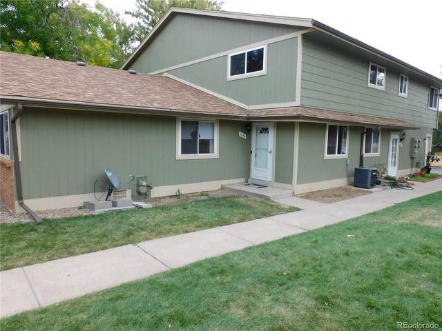 1185 S Fairplay Circle C, Aurora, CO 80012 (#6131498) :: Venterra Real Estate LLC