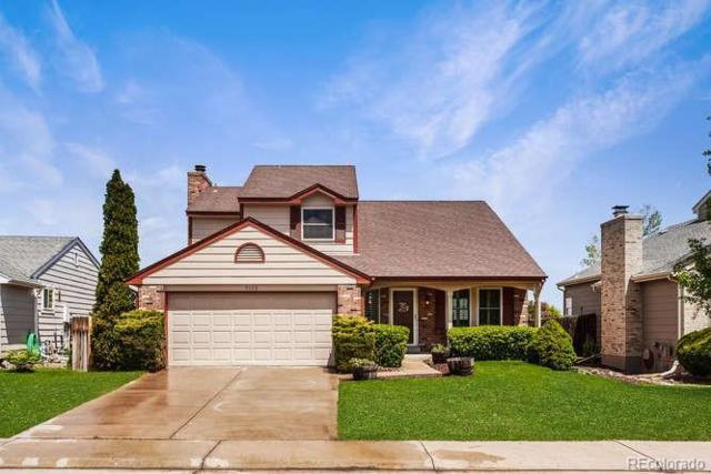 9123 W Quarto Avenue, Littleton, CO 80128 (#6131801) :: The HomeSmiths Team - Keller Williams