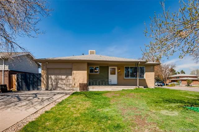 3249 Billings Street, Aurora, CO 80011 (#6131924) :: The Healey Group