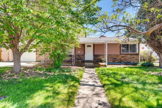1570 S Knox Court, Denver, CO 80219 (#6131937) :: Wisdom Real Estate