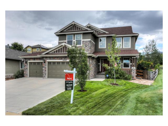 6840 S Fultondale Court, Aurora, CO 80016 (MLS #6132006) :: 8z Real Estate