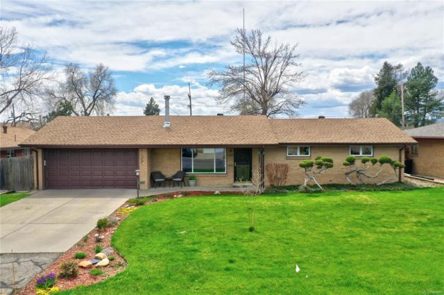 8090 W 16th Place, Lakewood, CO 80214 (#6132095) :: The Heyl Group at Keller Williams