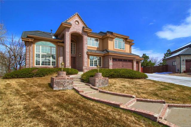 5565 E Mineral Lane, Centennial, CO 80122 (#6132439) :: The Peak Properties Group