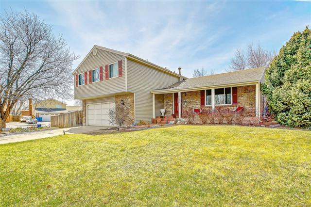 14496 E Warren Place, Aurora, CO 80014 (#6132633) :: Wisdom Real Estate