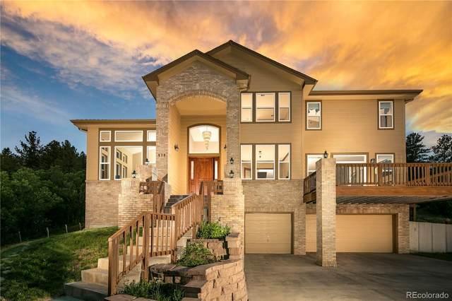 878 Buckskin Lane, Castle Rock, CO 80108 (MLS #6133230) :: 8z Real Estate