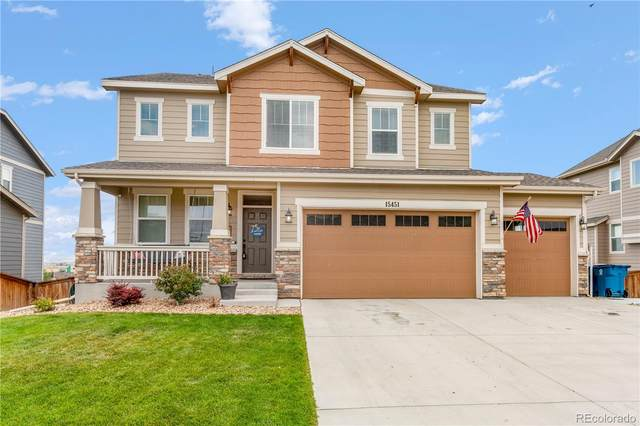 15451 Village Circle, Brighton, CO 80603 (#6133341) :: The Brokerage Group