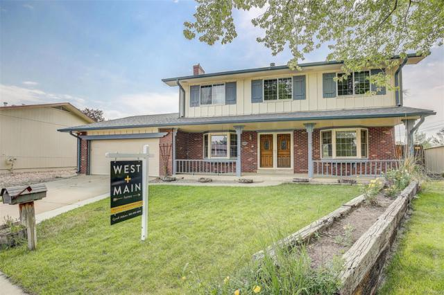684 S Cody Street, Lakewood, CO 80226 (#6133671) :: The Griffith Home Team
