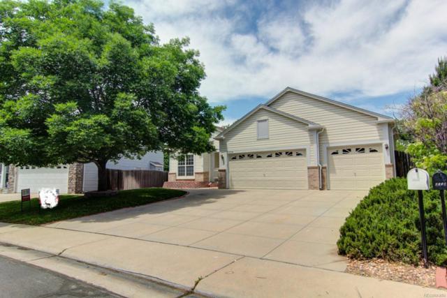 2524 E 131st Avenue, Thornton, CO 80241 (#6133697) :: The Pete Cook Home Group