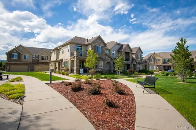 15422 W 66th Avenue D, Arvada, CO 80007 (#6133896) :: Venterra Real Estate LLC