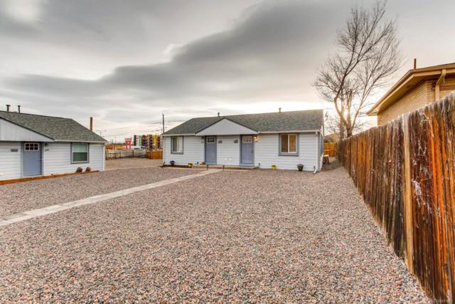 241 S Hazel Court, Denver, CO 80219 (#6134056) :: The Peak Properties Group