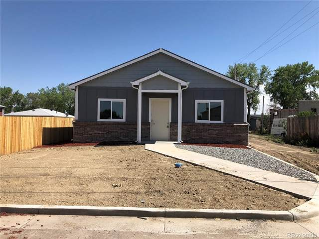 152 Elm Street, Deer Trail, CO 80105 (#6134860) :: James Crocker Team