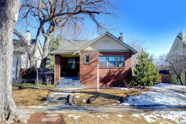 1650 Dahlia Street, Denver, CO 80220 (#6135143) :: The Griffith Home Team