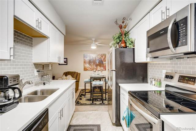 7755 E Quincy Avenue #106, Denver, CO 80237 (#6135172) :: The Colorado Foothills Team | Berkshire Hathaway Elevated Living Real Estate