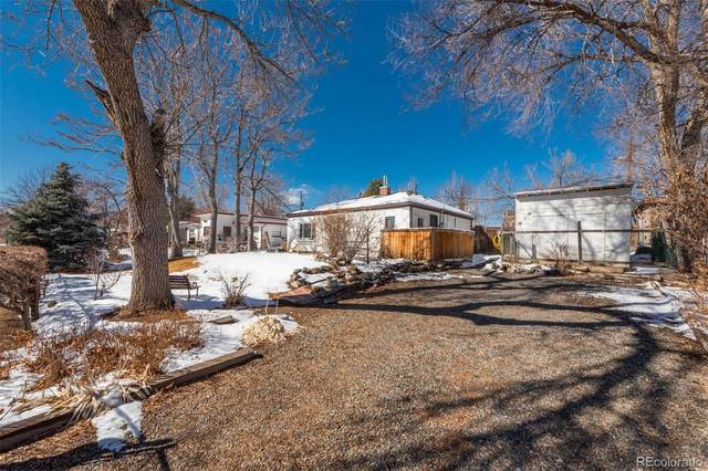 5315 W Shirley Place, Lakewood, CO 80232 (#6135228) :: The DeGrood Team