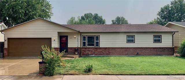 413 Stanford Street, Brush, CO 80723 (MLS #6135304) :: Keller Williams Realty
