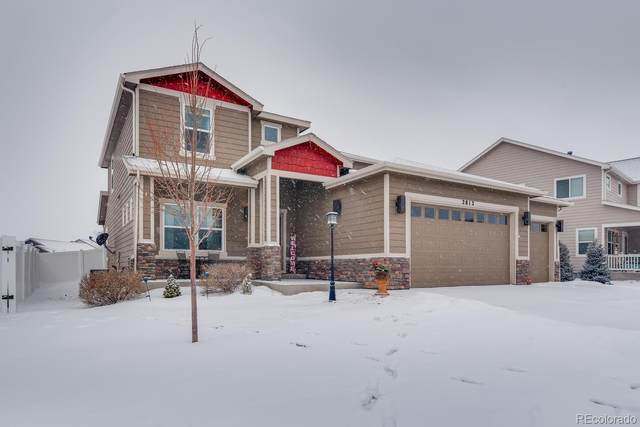 2812 Hydra Drive, Loveland, CO 80537 (MLS #6135644) :: Bliss Realty Group