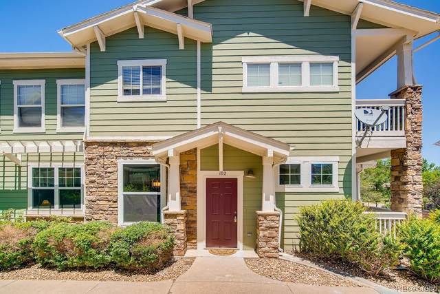 9551 Pearl Circle #102, Parker, CO 80134 (#6135780) :: Re/Max Structure