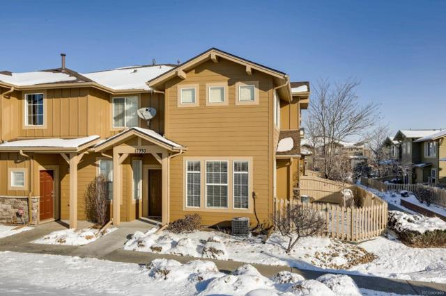 17930 E 104th Place B, Commerce City, CO 80022 (#6135783) :: The Peak Properties Group