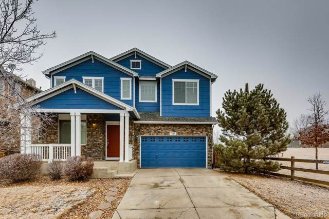 1665 Crestview Lane, Erie, CO 80516 (MLS #6135993) :: Keller Williams Realty