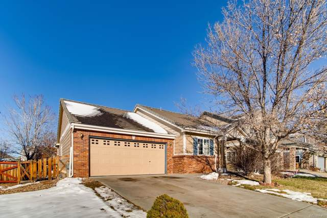14811 E 118th Place, Commerce City, CO 80603 (#6136716) :: The Peak Properties Group