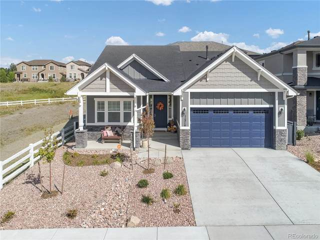 11516 Spectacular Bid Circle, Colorado Springs, CO 80921 (MLS #6136913) :: Kittle Real Estate