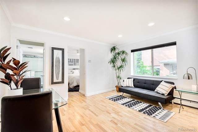 276 S Sherman Street #2, Denver, CO 80209 (#6137012) :: Venterra Real Estate LLC