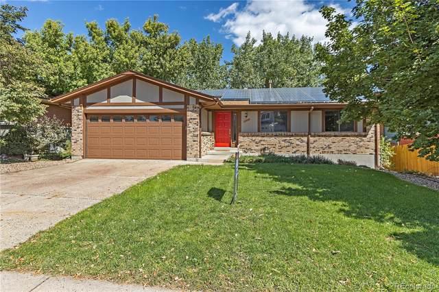 13451 W Wesley Avenue, Lakewood, CO 80228 (#6137108) :: iHomes Colorado