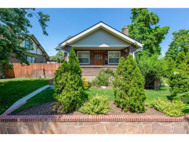 3301 W Clyde Place, Denver, CO 80211 (MLS #6137178) :: 8z Real Estate