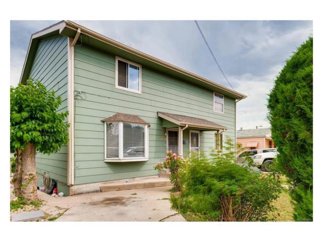 6952 Mariposa Street, Denver, CO 80221 (MLS #6137778) :: 8z Real Estate