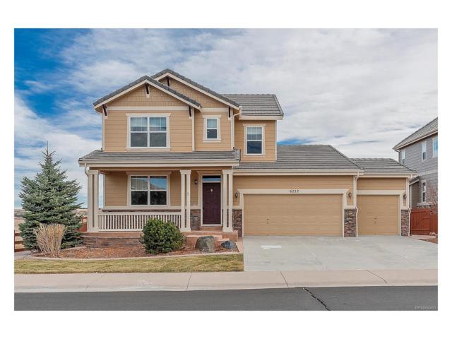 6222 Arabella Drive, Castle Rock, CO 80108 (MLS #6138288) :: 8z Real Estate