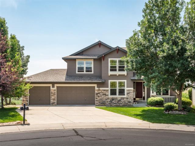 13386 W 60th Place, Arvada, CO 80004 (#6138639) :: Bring Home Denver