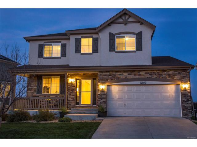 12152 Coral Burst Lane, Parker, CO 80134 (#6138678) :: Structure CO Group