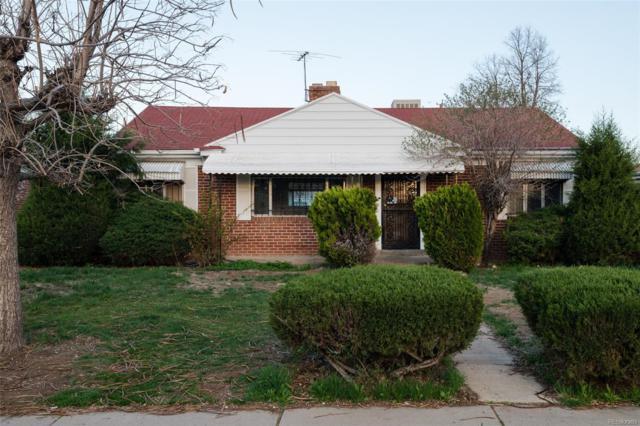 2945 Fairfax Street, Denver, CO 80207 (#6138774) :: Venterra Real Estate LLC