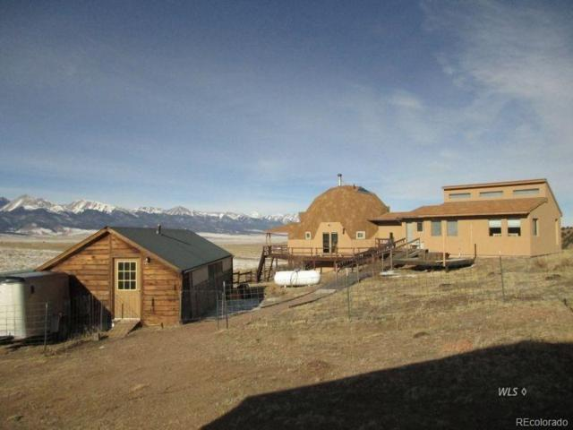 2530 County Road 305, Westcliffe, CO 81252 (#6139066) :: The Pete Cook Home Group