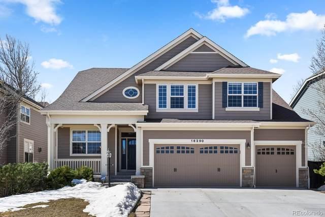16290 Hawkstone Place, Parker, CO 80134 (MLS #6139852) :: Kittle Real Estate