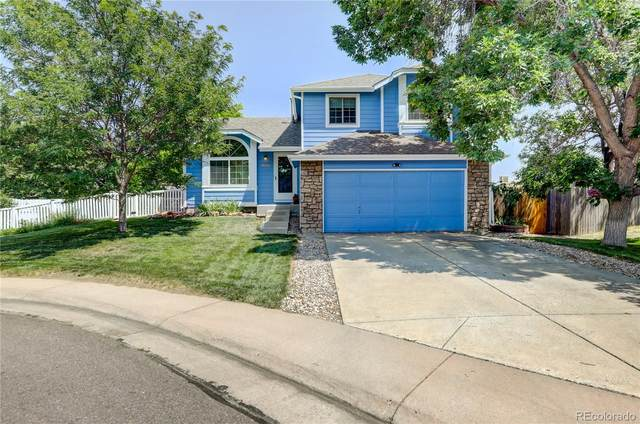 1666 S Marshall Court, Lakewood, CO 80232 (MLS #6139978) :: Clare Day with Keller Williams Advantage Realty LLC