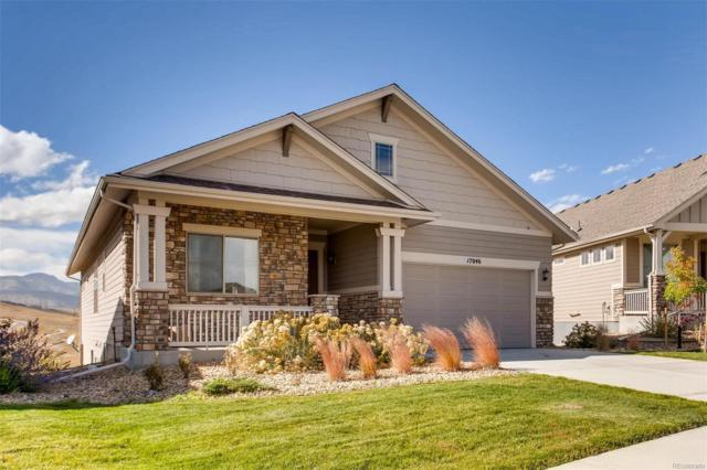 17046 W 85th Lane, Arvada, CO 80007 (MLS #6140339) :: 8z Real Estate