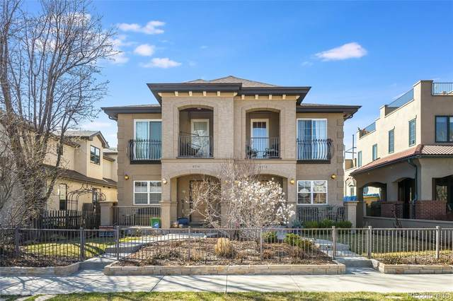 4716 W Moncrieff Place, Denver, CO 80212 (MLS #6140460) :: 8z Real Estate