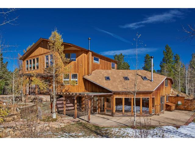 551 Aspen Lane, Black Hawk, CO 80422 (MLS #6140843) :: 8z Real Estate