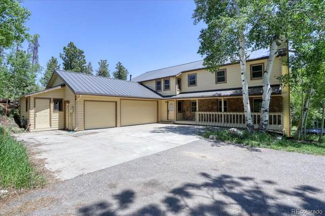 6820 Brook Forest Drive, Evergreen, CO 80439 (MLS #6141307) :: Clare Day with LIV Sotheby's International Realty