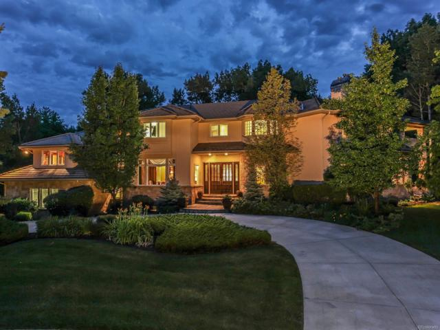 5406 S Cottonwood Court, Greenwood Village, CO 80121 (#6141317) :: The Galo Garrido Group