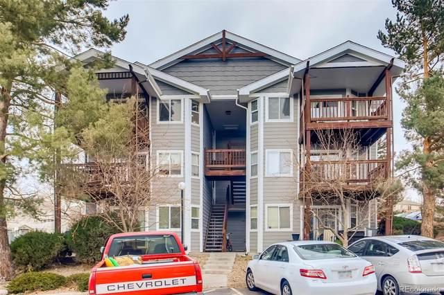 17642 E Loyola Drive 1922R, Aurora, CO 80013 (#6141422) :: The Healey Group