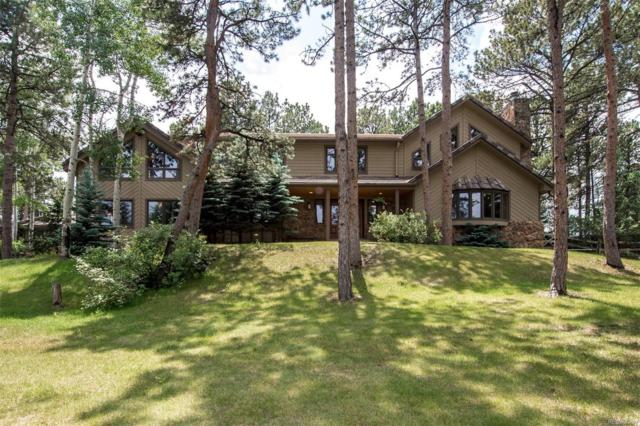 29744 Canterbury Circle, Evergreen, CO 80439 (#6141607) :: The City and Mountains Group
