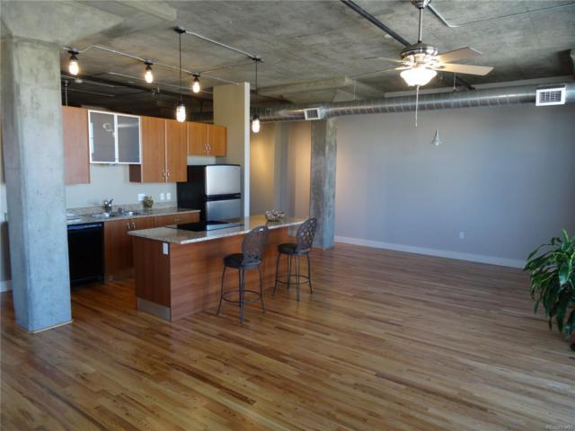 2500 Walnut Street #311, Denver, CO 80205 (#6141678) :: RE/MAX Professionals