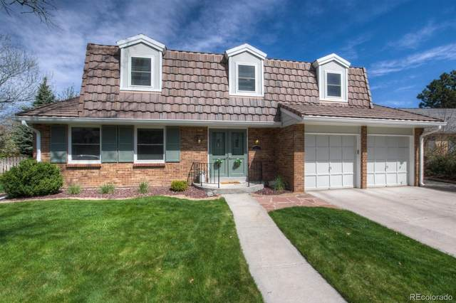 6915 S Olive Way, Centennial, CO 80112 (#6142138) :: The Colorado Foothills Team | Berkshire Hathaway Elevated Living Real Estate