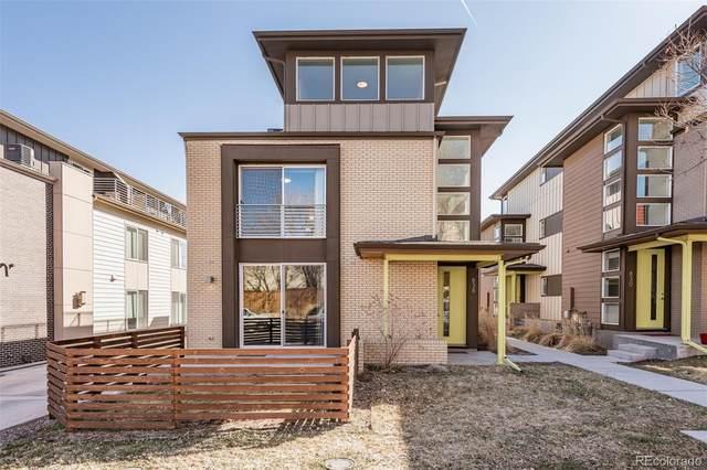 838 Fairfax Street, Denver, CO 80220 (MLS #6142908) :: 8z Real Estate